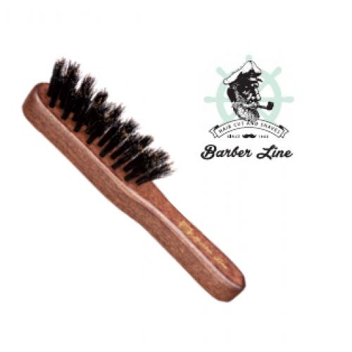 Щетка Barber Line NEREO натуральная щетина