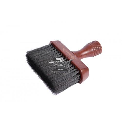 Кисть сметка Barber Line натуральная щетина TRITON широкая