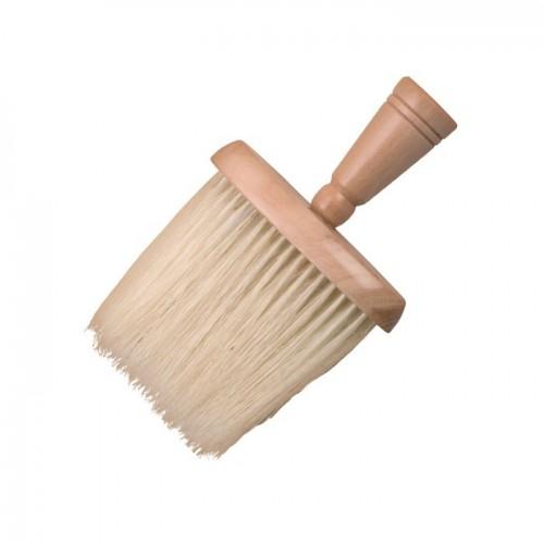 Кисть-сметка PROFI line деревянная натуральная щетина NB-1401