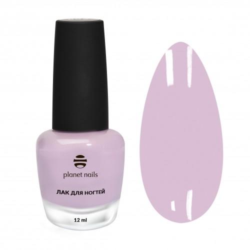 Planet Nails Лак для ногтей с эффектом гелевого покрытия - 862, 12 мл.