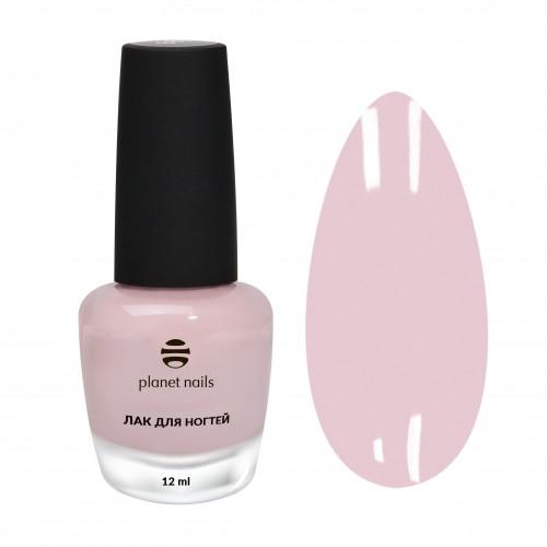 Planet Nails Лак для ногтей с эффектом гелевого покрытия - 863, 12 мл.