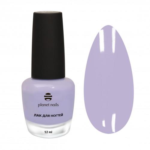 Planet Nails Лак для ногтей с эффектом гелевого покрытия - 866, 12 мл.