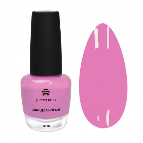 Planet Nails Лак для ногтей с эффектом гелевого покрытия - 871, 12 мл.