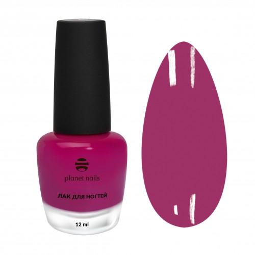 Planet Nails Лак для ногтей с эффектом гелевого покрытия - 872, 12 мл.