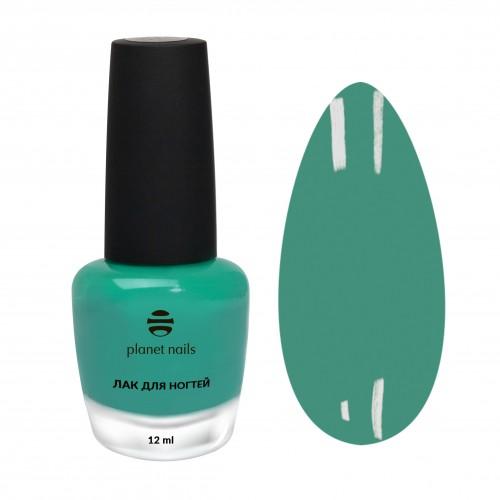 Planet Nails Лак для ногтей с эффектом гелевого покрытия - 874, 12 мл.