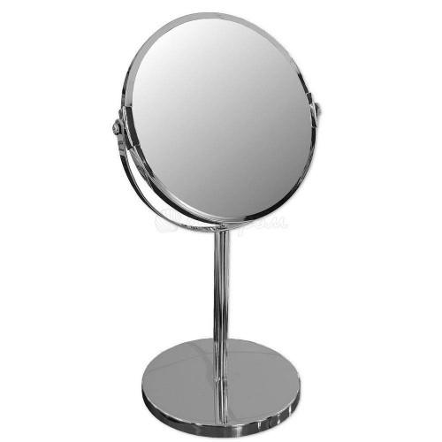 Зеркало косметическое двойное с увеличением x-5