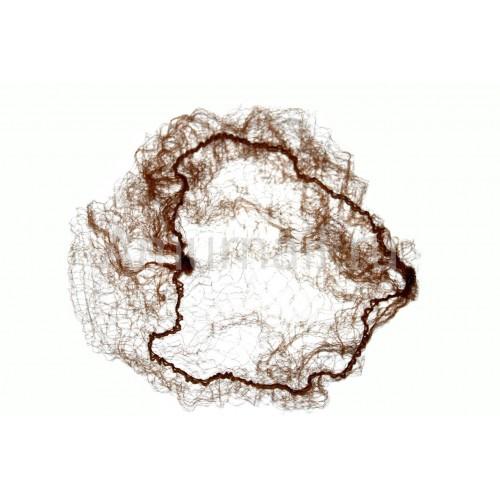 """Сеточка-паутинка """"PROFI line"""" (MAXI, коричневая, 2шт.)"""