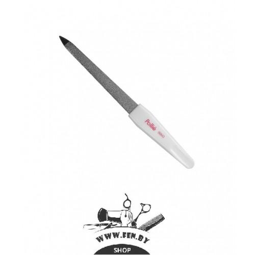 Пилка для ногтей Pollie металлическая SAPPHIRE 15 см. 00843