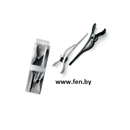 Уточки PROFI line пластмассовые для длинных волос 2шт