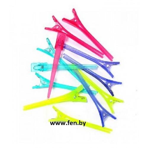 Уточки PROFI line пластмасовые прозрачные маленькие 12шт