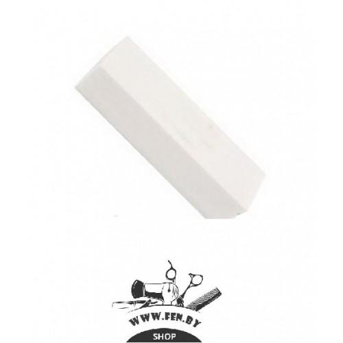 "Брусок для ногтей Super Nail"" (#180/180/180/180, белый, 4-х сторонний)"