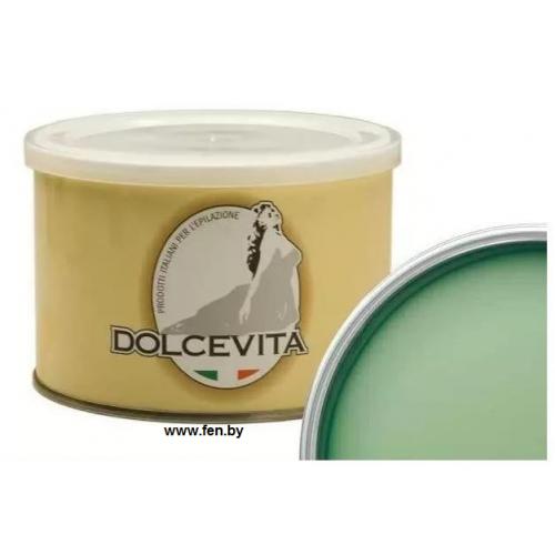 Воск для депиляции Dolcevita в банке, Ester Green Olive Oil