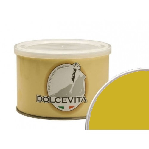"""DOLCEVITA"" (800мл., воск в банке, ""SHUGARING"", HYDROSOLUBLE HONEY)"