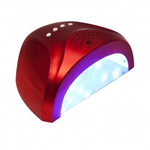 """UV/LED лампа 24/48W """"Sunlight"""" красная"""
